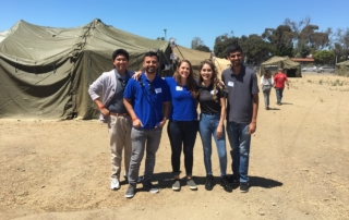 GSMS employees volunteer at Ventura County Stand Down
